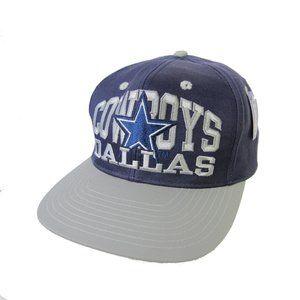 VTG Annco Dallas Cowboys Snapback Hat